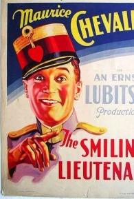 O Tenente Sedutor - Poster / Capa / Cartaz - Oficial 2