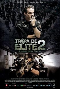 Tropa de Elite 2: O Inimigo Agora é Outro - Poster / Capa / Cartaz - Oficial 1