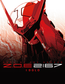 Zone of the Enders: 2167 Idolo - Poster / Capa / Cartaz - Oficial 1