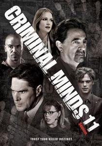 Mentes Criminosas (11ª Temporada) - Poster / Capa / Cartaz - Oficial 2