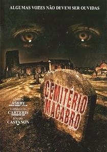 Cemitério Macabro - Poster / Capa / Cartaz - Oficial 1