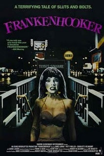 Frankenhooker - Que Pedaço de Mulher - Poster / Capa / Cartaz - Oficial 3