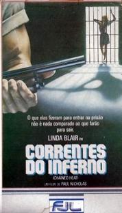 Correntes do Inferno - Poster / Capa / Cartaz - Oficial 3