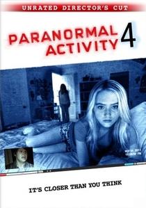 Atividade Paranormal 4 - Poster / Capa / Cartaz - Oficial 3