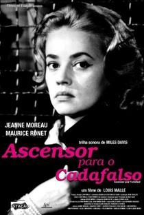 Ascensor Para o Cadafalso - Poster / Capa / Cartaz - Oficial 6