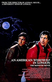 Um Lobisomem Americano em Londres - Poster / Capa / Cartaz - Oficial 1
