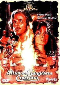 A Ilha da Garganta Cortada - Poster / Capa / Cartaz - Oficial 4