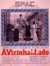 A Vizinha do Lado - Poster / Capa / Cartaz - Oficial 1