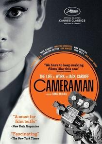 O Homem-câmera: A vida e a obra de Jack Cardiff - Poster / Capa / Cartaz - Oficial 1