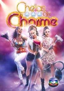 Cheias de Charme - Poster / Capa / Cartaz - Oficial 1