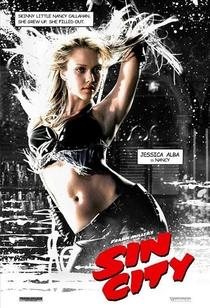 Sin City - A Cidade do Pecado - Poster / Capa / Cartaz - Oficial 4