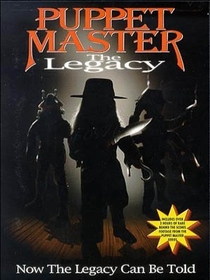 Puppet Master: The Legacy - Poster / Capa / Cartaz - Oficial 1