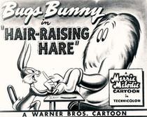 Hair-Raising Hare - Poster / Capa / Cartaz - Oficial 1