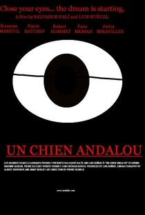 Um Cão Andaluz - Poster / Capa / Cartaz - Oficial 2