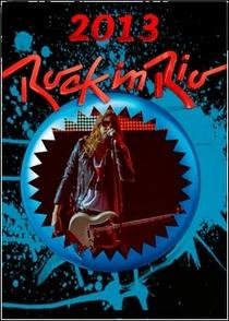30 Seconds to Mars- Rock In Rio 2013 - Poster / Capa / Cartaz - Oficial 1