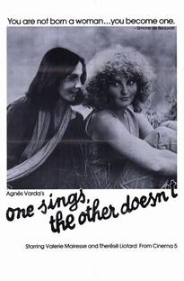 Uma Canta, a Outra Não - Poster / Capa / Cartaz - Oficial 1