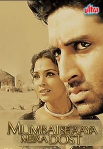 Mumbai Se Aaya Mera Dost - Poster / Capa / Cartaz - Oficial 1