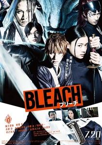 Bleach - Poster / Capa / Cartaz - Oficial 1