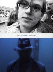 Correspondências: Jonas Mekas - José Luis Guérin - Poster / Capa / Cartaz - Oficial 1