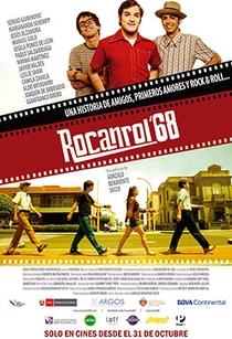 Rocanrol 68 - Poster / Capa / Cartaz - Oficial 1