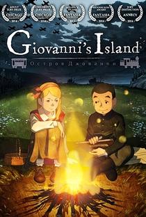 Giovanni no Shima - Poster / Capa / Cartaz - Oficial 5