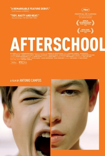 Afterschool - Poster / Capa / Cartaz - Oficial 1