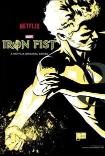 Punho de Ferro (1ª Temporada) - Poster / Capa / Cartaz - Oficial 3