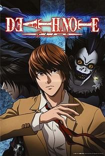 Death Note (1ª Temporada) - Poster / Capa / Cartaz - Oficial 2