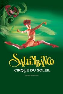 Cirque du Soleil - Saltimbanco - Poster / Capa / Cartaz - Oficial 2