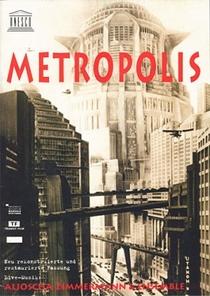 Metrópolis - Poster / Capa / Cartaz - Oficial 15
