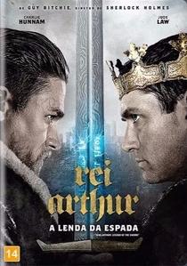 Rei Arthur: A Lenda da Espada - Poster / Capa / Cartaz - Oficial 13