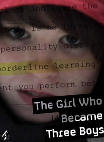 A menina que virou três meninos - Poster / Capa / Cartaz - Oficial 1
