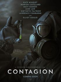 Contágio - Poster / Capa / Cartaz - Oficial 6