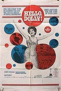 Alô, Dolly! - Poster / Capa / Cartaz - Oficial 4