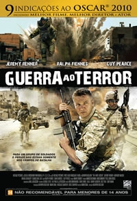 Guerra ao Terror - Poster / Capa / Cartaz - Oficial 4