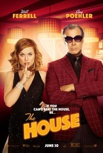 A Casa Caiu - Um Cassino na Vizinhança - Poster / Capa / Cartaz - Oficial 1