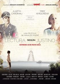 A Leitura de Justino - Poster / Capa / Cartaz - Oficial 1