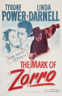 A Marca do Zorro - Poster / Capa / Cartaz - Oficial 4