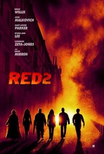 RED 2: Aposentados e Ainda Mais Perigosos  - Poster / Capa / Cartaz - Oficial 4