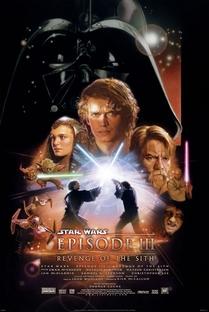 Star Wars: Episódio III - A Vingança dos Sith - Poster / Capa / Cartaz - Oficial 2