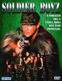 Soldier Boyz - Poster / Capa / Cartaz - Oficial 5