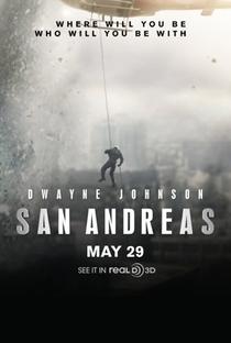 Terremoto: A Falha de San Andreas - Poster / Capa / Cartaz - Oficial 4