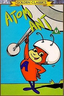 A Formiga Atômica - Poster / Capa / Cartaz - Oficial 7