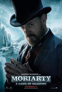 Sherlock Holmes: O Jogo de Sombras - Poster / Capa / Cartaz - Oficial 12