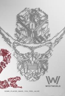 Westworld (1ª Temporada) - Poster / Capa / Cartaz - Oficial 9