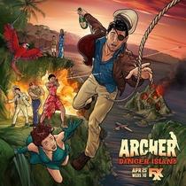 Archer (9ª Temporada) - Poster / Capa / Cartaz - Oficial 1