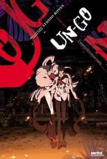 UN-GO - Poster / Capa / Cartaz - Oficial 3