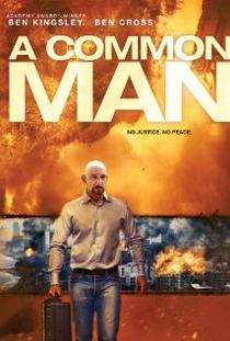 Um Homem Comum - Poster / Capa / Cartaz - Oficial 2