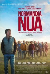 Normandia Nua - Poster / Capa / Cartaz - Oficial 2