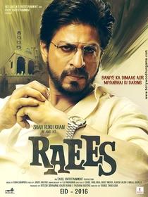Raees - Poster / Capa / Cartaz - Oficial 2